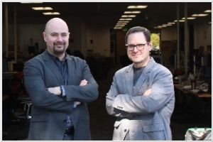 Founders: Michael Nusimow, Daniel Kivatinos