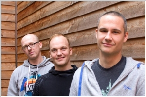 Founders: Martin Kaniut, Armin Hackmann, Dominik Tobschall
