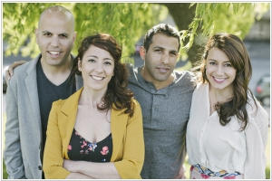 Founders: Dror Shimoni, Naama Alon, Oz Alon, Shadiah Sigala