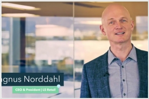 Magnus Norddahl - CEO and President