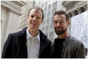 Founders: Jim McKelvey, Jack Dorsey