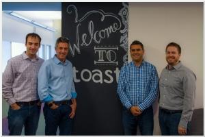Founders: Steve Fredette, Christopher Comparato, Aman Narang, Jonathan Grimm