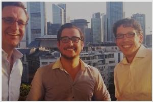 Founders: Roland Claussen, Benedikt Kramer, Philipp Neub